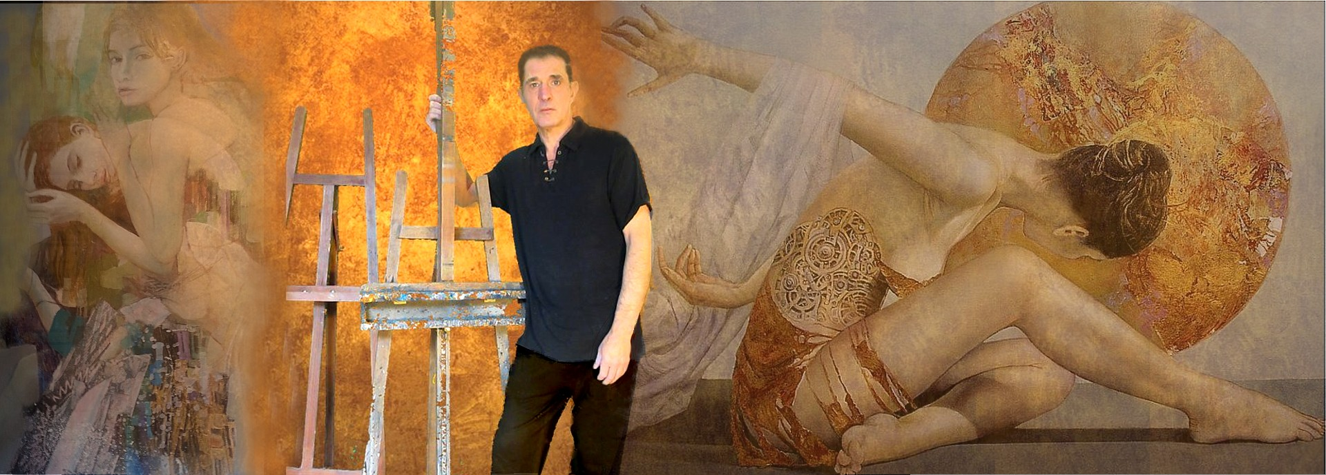 Pascal Dugourd artiste peintre